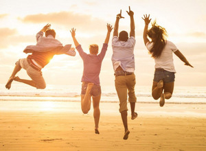 The north of cyprus has been ranked as the 64th happiest country in the world in the latest World Happiness Report.